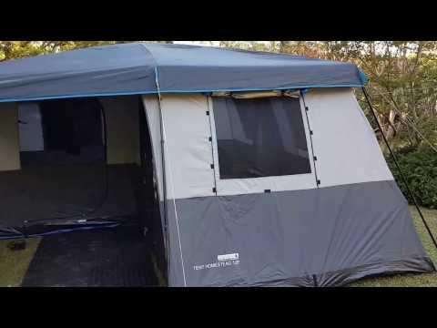 Wanderer Tent - Homestead 12p