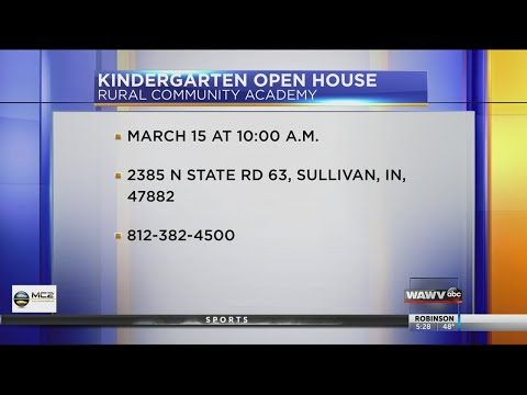 Rural Community Academy open house