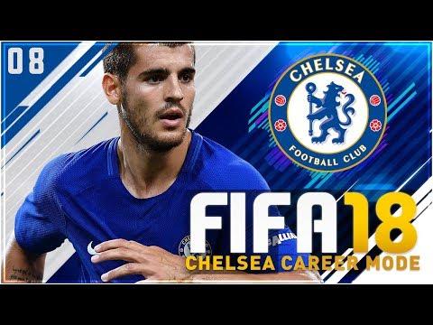 FIFA 18 Chelsea Career Mode Ep8 - HUGE GAME vs ARSENAL