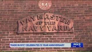 `MADE In NYC` promotes manufacturing and industry in the boroughs