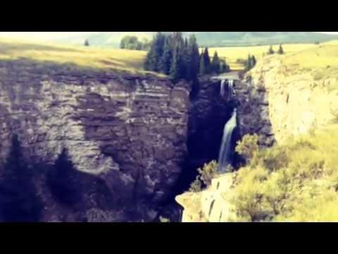 Ram falls Alberta