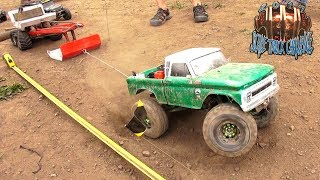 RC ADVENTURES - Trail Trucks Pulling Weight!
