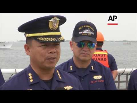 Philippines and India hold joint maritime drills