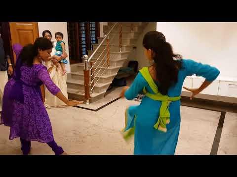 Shape of you carnatic mix performed by Thushara & Nishana