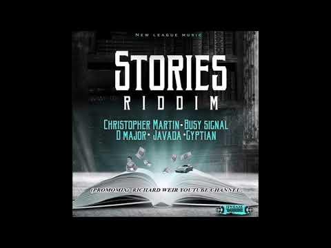 STORIES RIDDIM (Mix-May 2019) NEW LEAGUE MUSIC