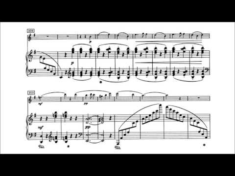 Edvard Grieg - Violin Sonata No. 2, Op. 13 [With score]