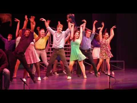 """Paper Mill Playhouse---New Voices Concert 2016 """"Radio"""""""