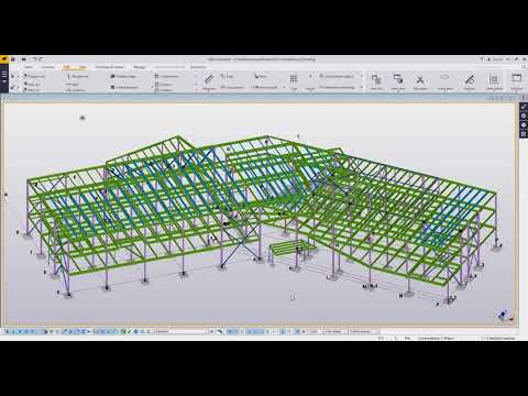 Tekla Structures Steel Estimating Workflows