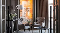 Interior design — neoclassical apartment by Victoria Vitkovskaya