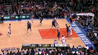 The Jeremy Lin Show Vs. Dallas Mavericks (2/19/12)