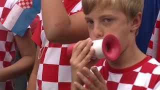 Kanizsa TV Híradó - A franciák győztek, de a horvátok sem vesztettek