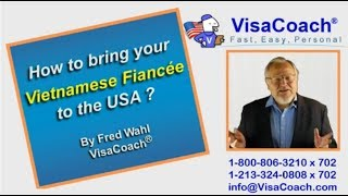 Vietnam K1 Visa: How to bring your fiance to USA