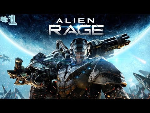 THEY TOOK OUR JOBS! - Alien Rage #1