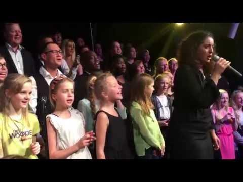 Junior Gospel Singers - Julekoncert 2014 del III