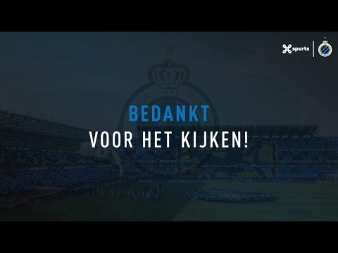 DE PERSCONFERENTIE NA CLUB BRUGGE - STVV | 2018-2019