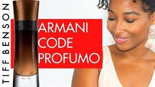ARMANI CODE PROFUMO GIORGIO ARMANI | FRAGRANCE REVIEW