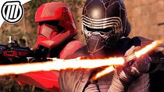 Star Wars Battlefront 2: Supreme Leader Gameplay | RISE OF SKYWALKER UPDATE