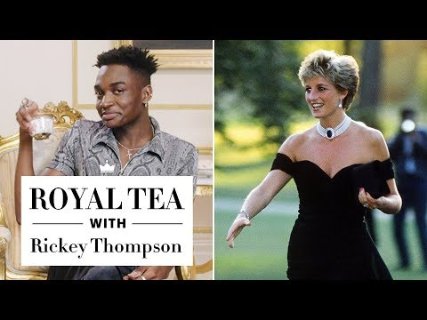Breaking Down the Most Iconic Royal Fashion Looks—With Rickey Thompson | Royal Tea | Harper's BAZAAR