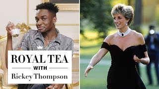 Reviewing the Most Iconic Royal Fashion Looks—With Rickey Thompson | Royal Tea | Harper's BAZAAR