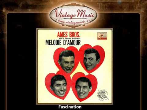 The Ames Brothers -- Fascination (VintageMusic.es)