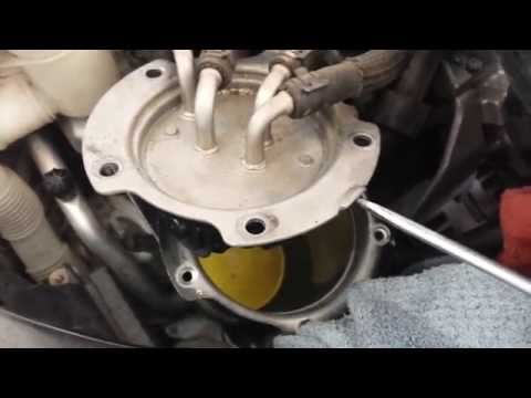 2012 volkswagen jetta tdi fuel filter change