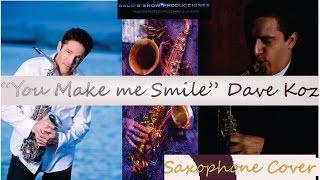 You Make Me Smile - Dave Koz. Cover. SAXOFONISTA TOCANDO SMOOTH JAZZ EN BOGOTA