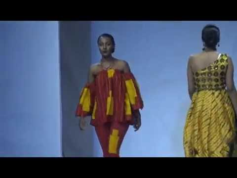 Liberian fashion at the African Union