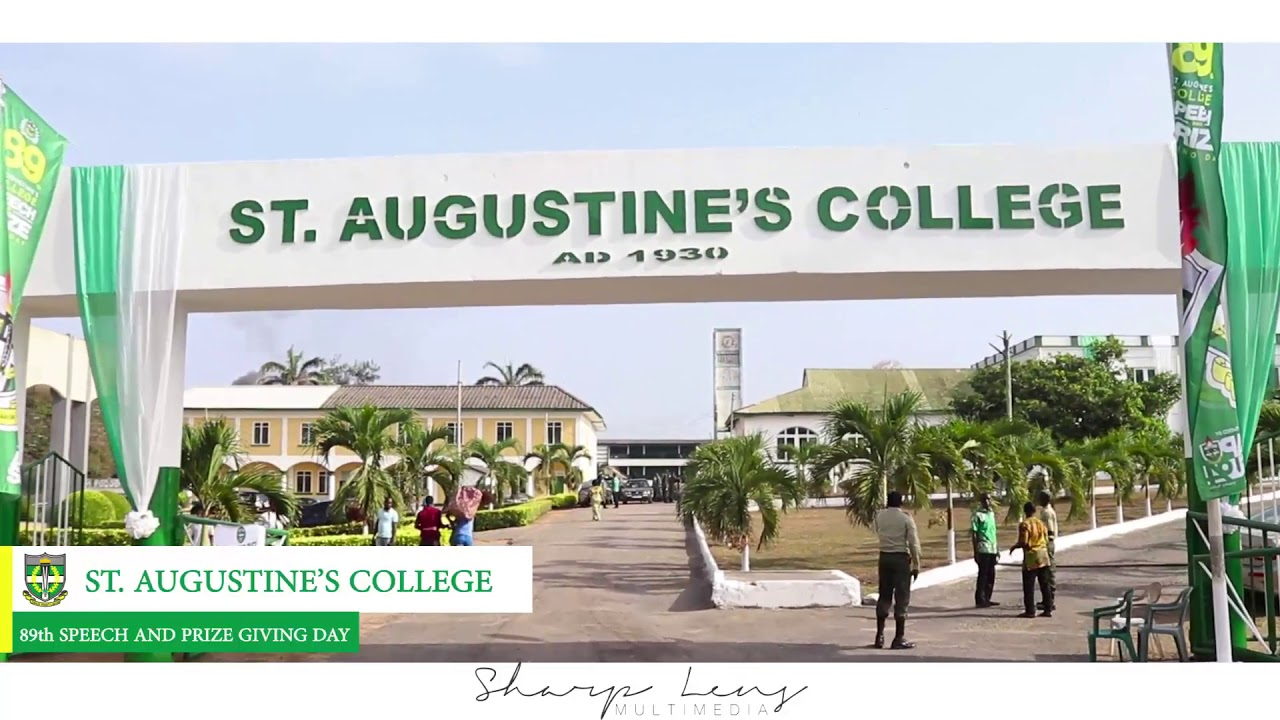 St Augustine College >> Excerpts From St Augustine S College Cape Coast 89th Speech Prize Giving Day