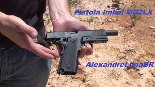 pistola imbel md2 lx em 380 acp boa opo nacional para ipsc light