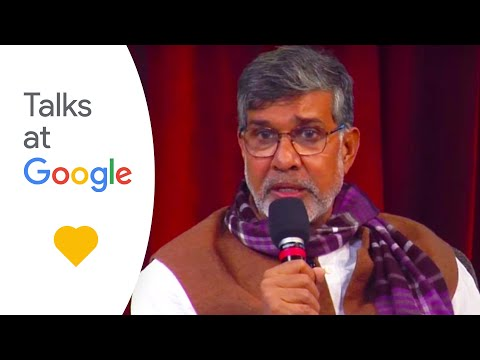 Kailash Satyarthi, 2014 Nobel Peace Prize Recipient | Talks at Google