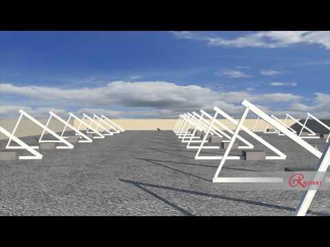 Radiant Solar Tripod