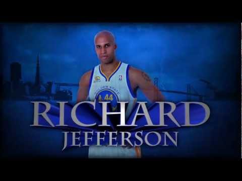 2011-12 Highlights: Richard Jefferson