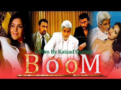 Boom l  Amitabh Bachchan, Jackie Shroff, Katrina Kaif l 2003 l Super Hit Hindi Action Full Movie