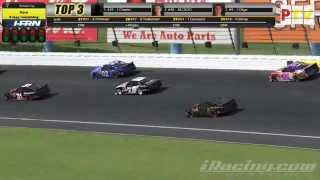 Fall season Oval B series 2015 iFRN - Round 4 : Kansas - part2