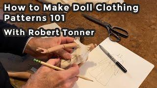 Doll Dress Pattern Making 101 …