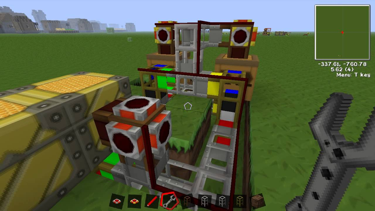 Forestry mod 1.17.1/1.16.5/1.15.2 is a modification of minecraft created by sirsengir which adds many new elements such as: Minecraft Forestry Automated Bee Farm Youtube
