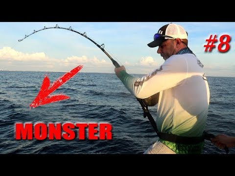 Giant Goliath Grouper / Angeln in Florida  - Ronny´s Fishing Channel