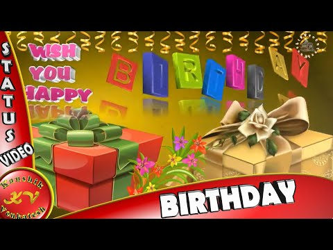 Wonderful Birthday Wishes Quotes Message Images Ecards Greetings Animation Whatsapp Video