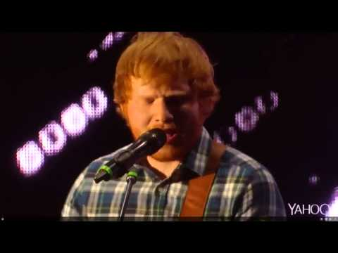 Ed Sheeran - Don't/Nina Mashup (Live at Rock In Rio 2015)