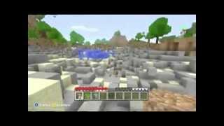 Minecraft Xbox TNT Test - 2290 TNT