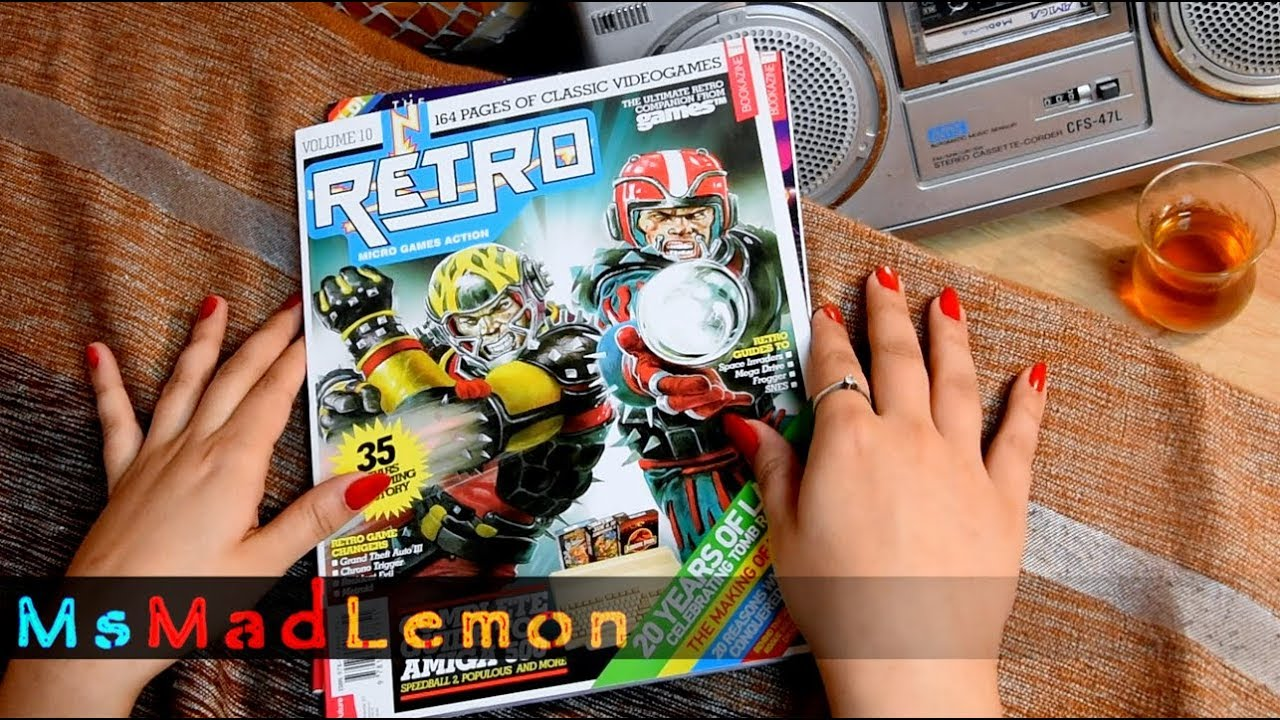 The Ultimate Retro Companion Vol 10 flip through - Chillout Time