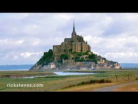 Normandy, France: Mont St-Michel