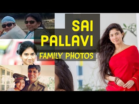 Sai Pallavi Family Photos | Malar Teacher Family | Pooja Kannan Photos