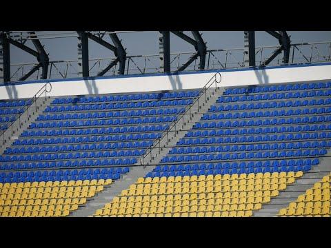 Житомир.info   Новости Житомира: Реконструкція центрального житомирського стадіону «Полісся» може не завершитись до кінця 2019 року