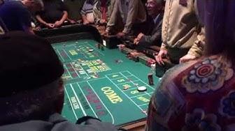 Live Casino Craps Game #2