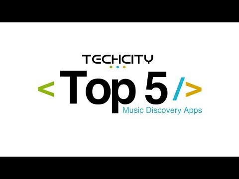 Top 5 Music Discovery App