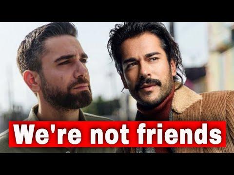 Why can't Kadir Doğulu and Burak Özçivit be friends?