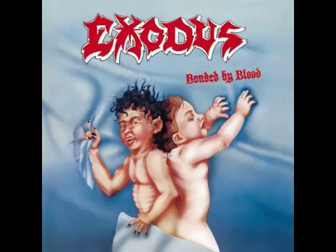 (1985) Exodus - Bonded By Blood (Full Album)