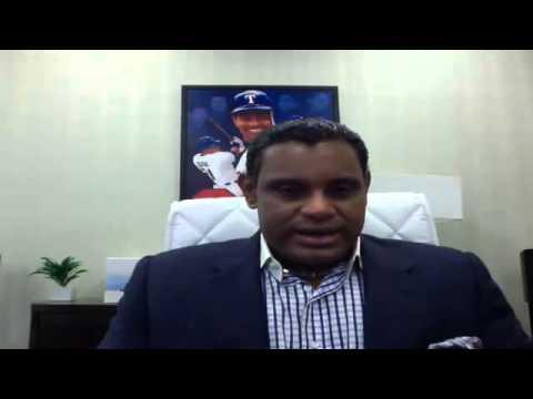 Sammy Sosa Webcast - YouTube