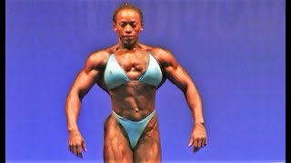 NABBA Universe 1993 - Miss Physique Overall